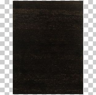 Wood Stain Rectangle Black M PNG
