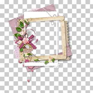 Collage Paper Frames Scrapbooking PNG