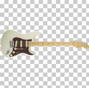 Fender Stratocaster Fender Musical Instruments Corporation Guitar Fender American Elite Stratocaster PNG