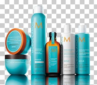 Hair Care Beauty Parlour Argan Oil Hair Styling Products PNG
