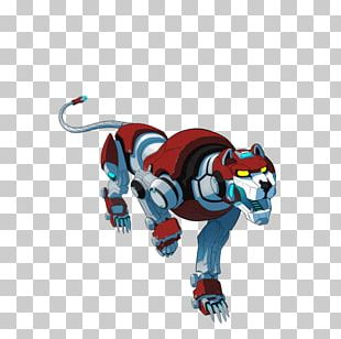 Lion The Rise Of Voltron Red Paladin Anime PNG