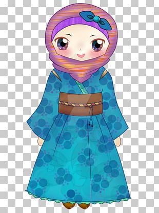 Muslim Islam Anime Drawing Manga PNG