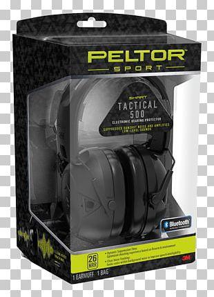 Earmuffs Peltor 3M Gehoorbescherming Earplug PNG