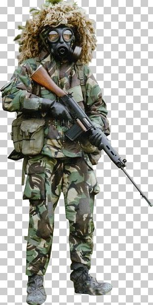 Soldier Infantry Military Camouflage Army PNG