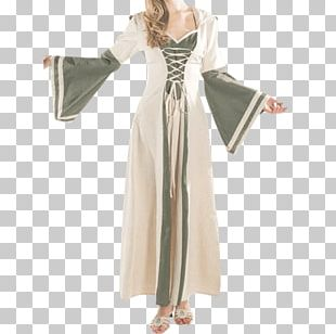 Middle Ages Mediaeval Serf English Medieval Clothing Dress PNG