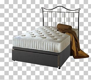 Bed Frame Mattress Couch Furniture PNG
