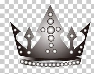 Crown Silver PNG