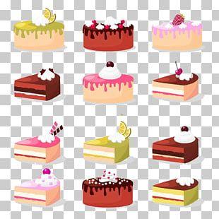 Ice Cream Cupcake Birthday Cake Chocolate Cake Pies And Cakes PNG