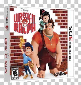 Wreck-It Ralph Fix-It Felix Jr. Taffyta Muttonfudge Video Game PNG