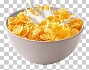 Corn Flakes Breakfast Cereal Frosted Flakes Muesli PNG