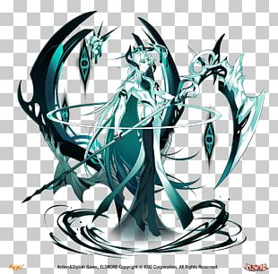Elsword Video Games Massively Multiplayer Online Role-playing Game PNG