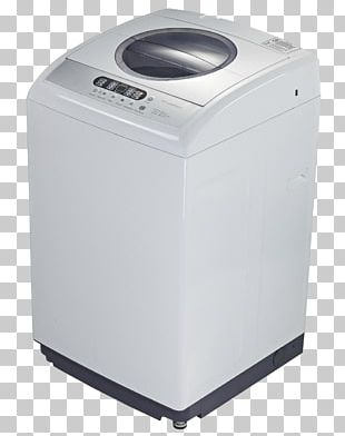 Washing Machine Home Appliance Cubic Foot Major Appliance Microwave Oven PNG