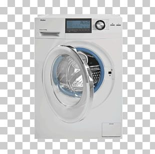 Washing Machines Home Appliance Clothes Dryer Haier Major Appliance PNG
