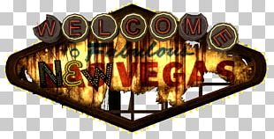 Fallout: New Vegas Fallout 2 Welcome To Fabulous Las Vegas Sign Mod Able Content PNG