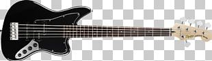 Fender Jaguar Bass Fender Precision Bass Bass Guitar Squier String Instruments PNG