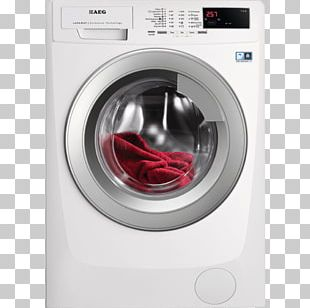 AEG 914911341 LAVAMATL68480FL Waschmaschine A+++ 8Kg Washing Machines Home Appliance AEG L8FEE965R Washing Machine PNG