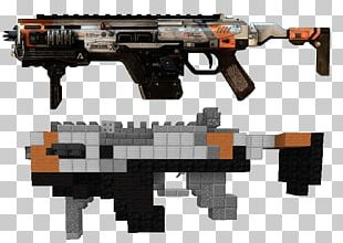 Titanfall 2 Submachine Gun Weapon PNG
