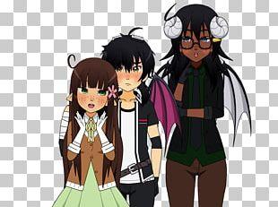 Fiction Black Hair Mangaka Homo Sapiens Character PNG
