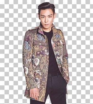 T.O.P BIGBANG Made V.I.P Tour GD&TOP YG Entertainment PNG