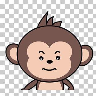 Avatar Cartoon Monkey Cuteness Q-version PNG