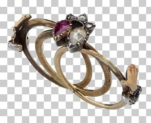 Fede Ring Jewellery Welsh Gold Diamond PNG