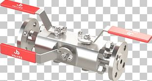 Block And Bleed Manifold Ball Valve Flange Needle Valve PNG