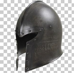 Middle Ages Barbute Helmet Components Of Medieval Armour Great Helm PNG