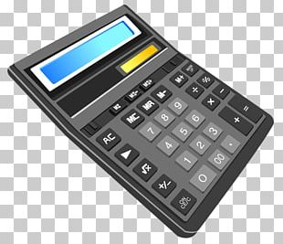 Scientific Calculator Calculation PNG