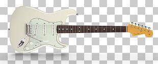 Acoustic-electric Guitar Fender Stratocaster Fender Standard Stratocaster PNG