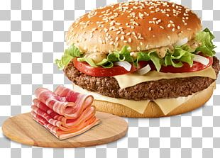 Hamburger Cheeseburger McDonald's Big Mac KFC Big N' Tasty PNG