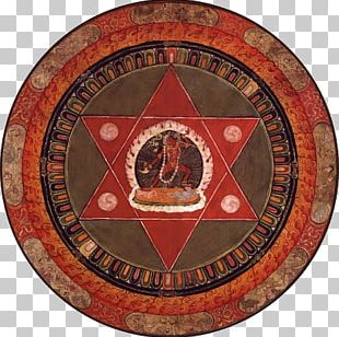 Sand Mandala Tibetan Buddhism Vajrayogini PNG