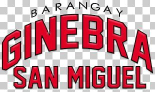 Barangay Ginebra San Miguel Philippine Basketball Association Logo Brand PNG