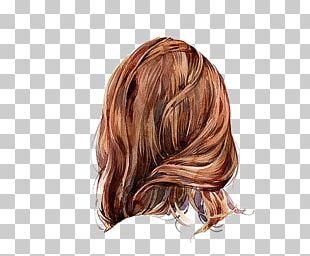 Visual Arts Hair Drawing Watercolor Painting PNG