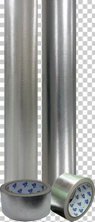 Aluminium Foil Glass Fiber Industry Adhesive Tape PNG