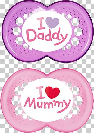 Pacifier Mother Infant Child NUK PNG