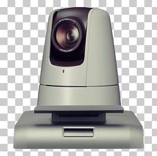Webcam Video Pan–tilt–zoom Camera IP Camera PNG