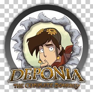 Goodbye Deponia Deponia Doomsday Video Game Computer Icons PNG
