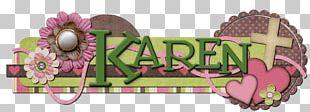 Karen People Pin Name Tag PNG