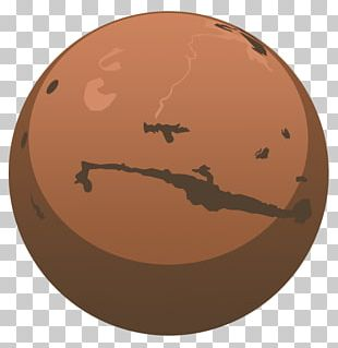 Drawing Mars Cartoon Planet PNG
