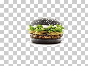 Hamburger Food Burger King Teriyaki Sauce Meat PNG