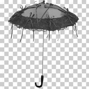 Gothic Fashion Umbrella Auringonvarjo Lace Clothing Accessories PNG