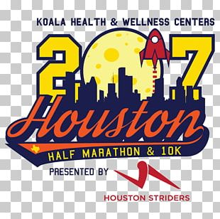 Koala Health & Wellness 2012 Houston Half Marathon 10K Run 2017 Houston Half Marathon Running PNG