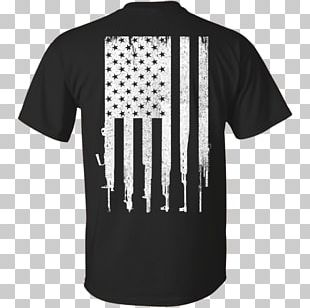 T-shirt Hoodie Flag Of The United States PNG