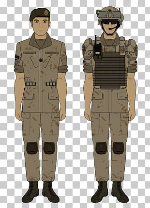 Military Uniform Soldier Infantry Indonesian Army Egyptian Army PNG