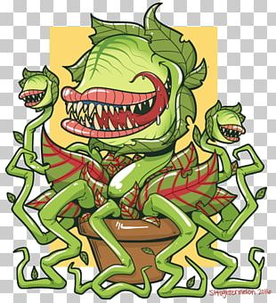 Amphibian Tree Legendary Creature PNG