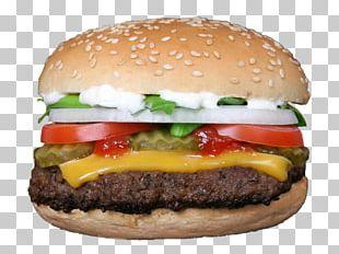 Hamburger Fast Food Cheeseburger Junk Food McDonald's Big Mac PNG