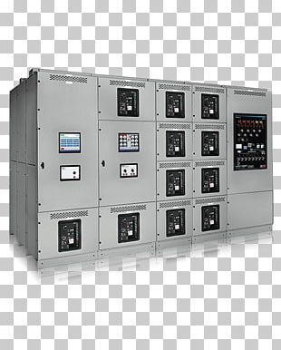 Electric Power System Switchgear Control System Transfer Switch PNG