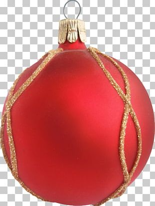 Christmas Ornament Crystal Ball Christmas Tree PNG