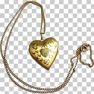 Locket Charms & Pendants Jewellery Necklace Gold PNG