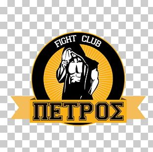 Logo Kickboxing Brand PNG